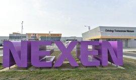 Korejská továrna na pneumatiky Nexen Tire Europe