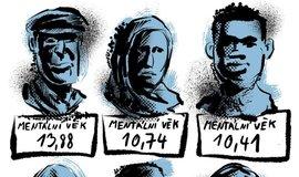 Ilustrace k eseji Triumf nordické rasy