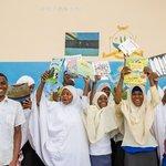Podpora dětí ve vesnici Kendwa rezortem Zuri Zanzibar.