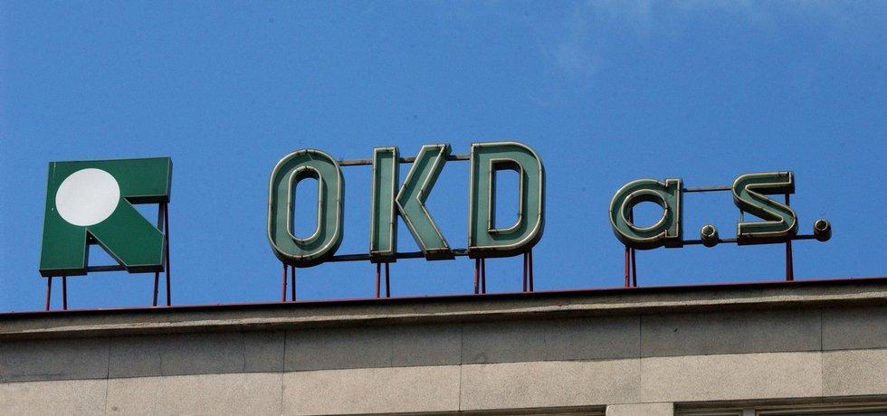 Logo OKD