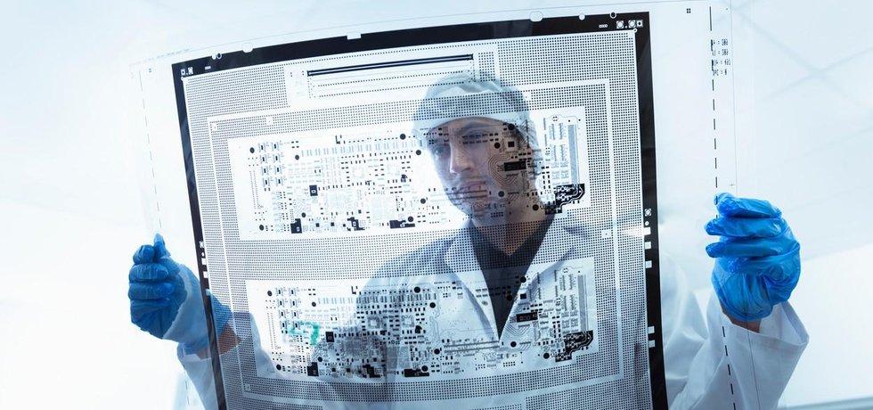 Výzkum, inovace, ilustrační foto
