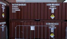 Jaderný odpad - ilustrační foto