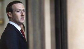 Zakladatel firmy Facebook Mark Zuckerberg, ilustrační foto