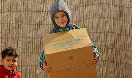 UNICEF, ilustrační foto