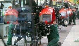 Výroba v Zetor Tractors - ilustrační foto