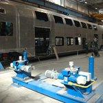 Příkladem high-tech investice je expanze firmy Siemens