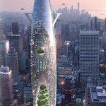 Projekt Vertical Sustainable City představuje holistický způsob využití prostoru. Architekti v návrhu vytvořili prostor pro práci, bydlení i zábavu. Ve vrchních patrech věže mají být umístněny farmy a také větrné turbíny a vodní nádrže, tak aby se snížila uhlíková stopa budovy na minimum.