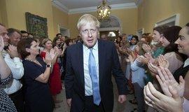 Nový britský premiér Boris Johnson