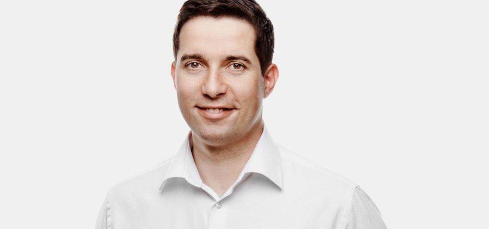 Adam Kalous, poslanec ANO a bývalý starosta Jeseníku