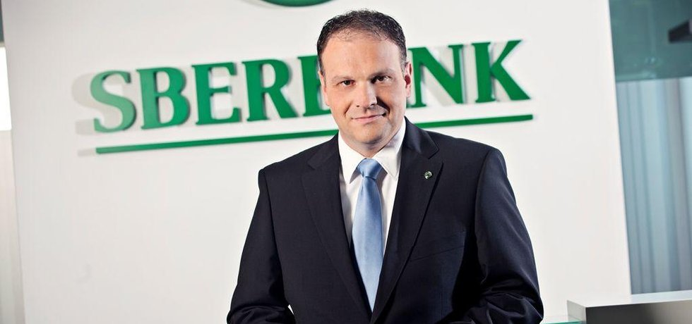 Nový šéf Sberbank CZ Edin Karabeg