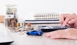 Nákup auta, ilustrační foto