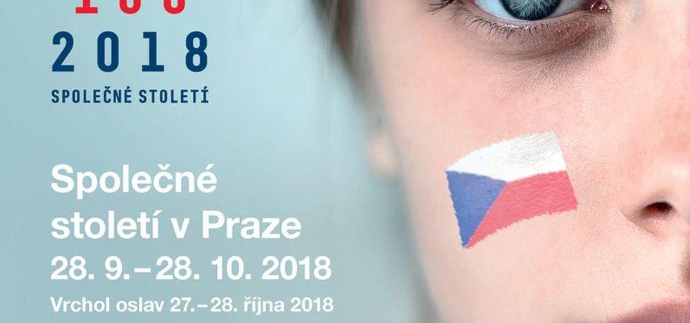 Národní oslavy 100 let Československa