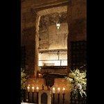 Hrob svatého Františka z Assisi v bazilice sv. Františka.
