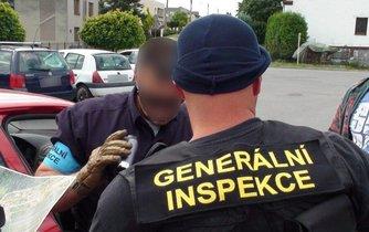 Zásah GIBS, ilustrační foto