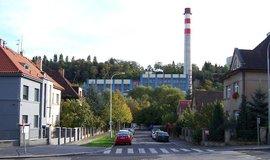 Teplárna v Praze Veleslavíně