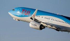 Letecká společnost TUI Airways, ilustrační foto