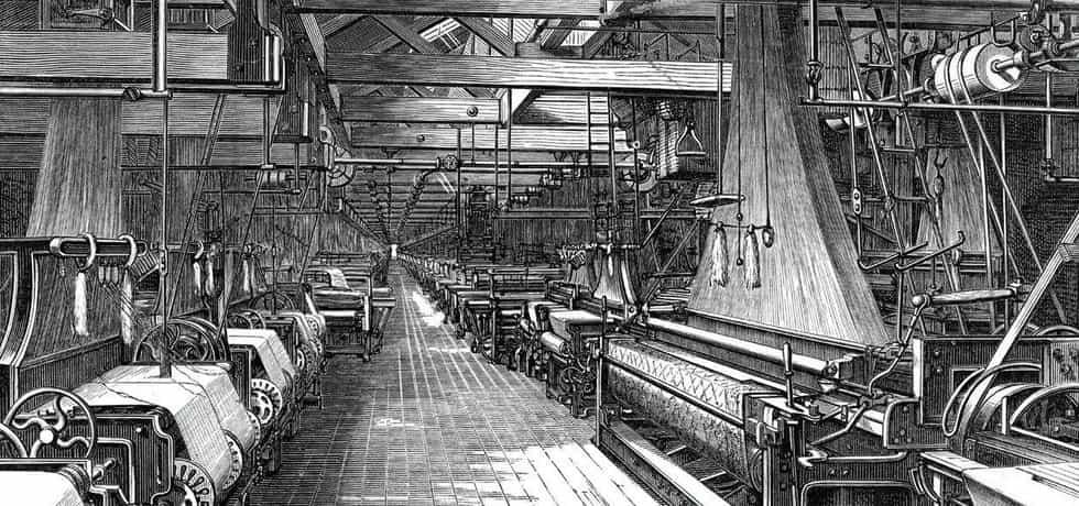 Jen ty mašiny roztlučme aneb proč textilky přiváděly lidi do náruče komunismu, ilustrační foto