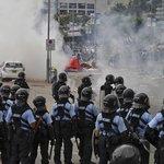 Obyvatelé Hongkongu protestují proti extradičnímu zákonu, který projednává parlament