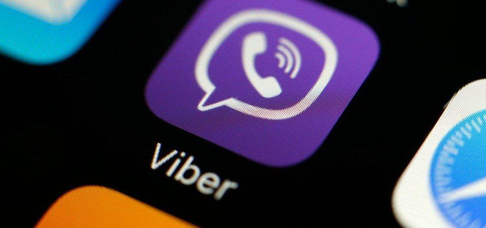 Komunikační platforma Viber, ilustrační foto