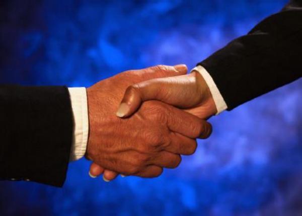 ruce, dohoda