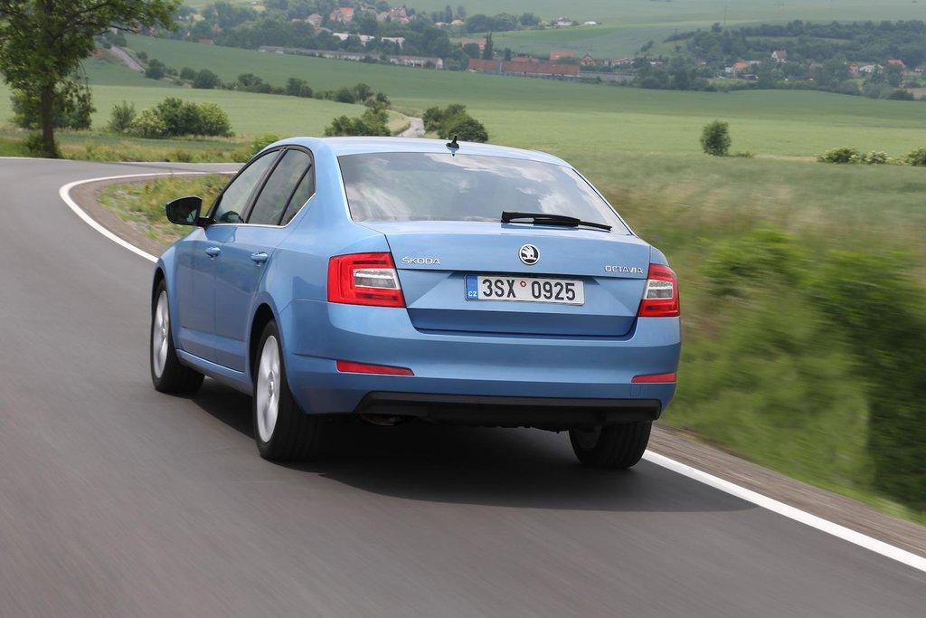 Škoda Octavia modelového roku 2017