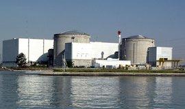 Francouzská jaderná elektrárna Fessenheim