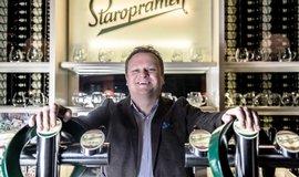 Odstupující šéf pivovaru Staropramen Zbyněk Kovář