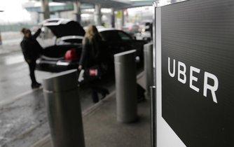 Alternativní taxislužba Uber