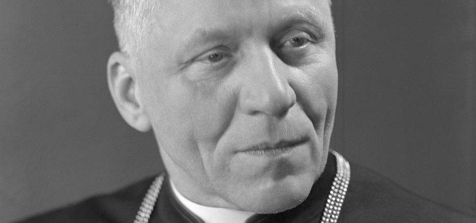Kardinál Josef Beran (na snímku z roku 1947)