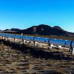 Testovací tunel Hyperloop One je stále ve fázi dostavby