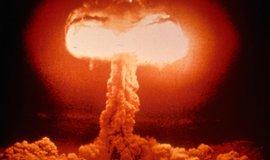 jaderný výbuch (ilustrační foto)