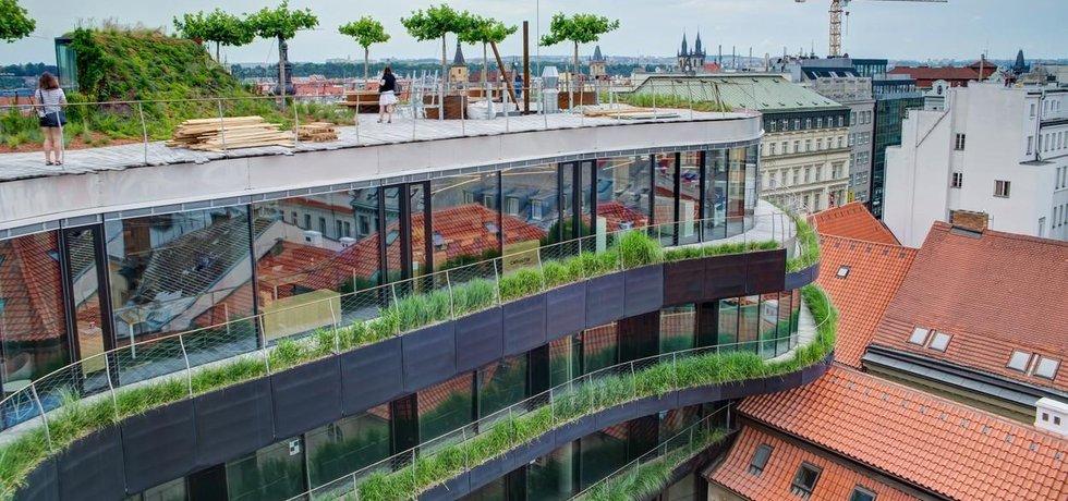 Budova Drn, ilustrační foto