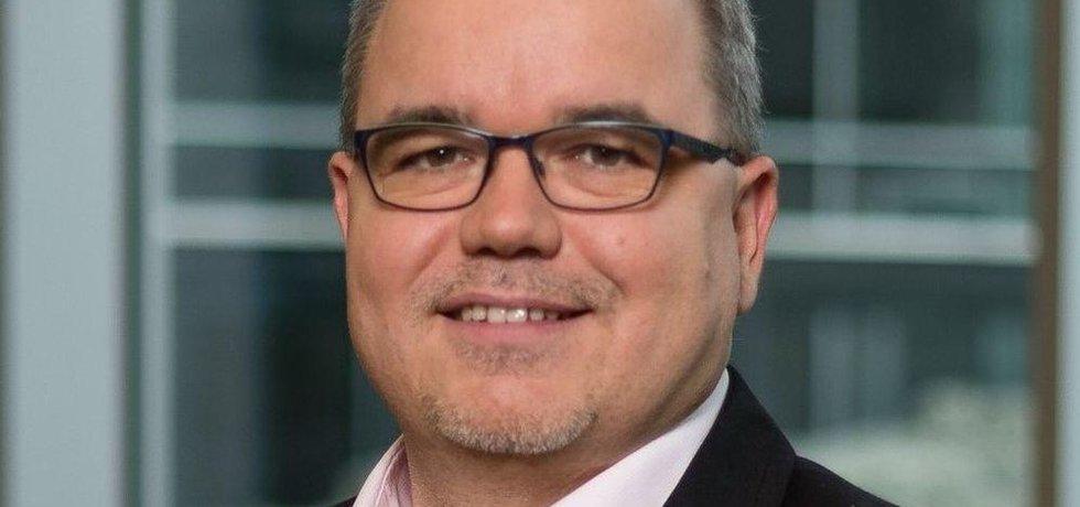 Erik Štefanovič, jednatel DELTA Česká republika
