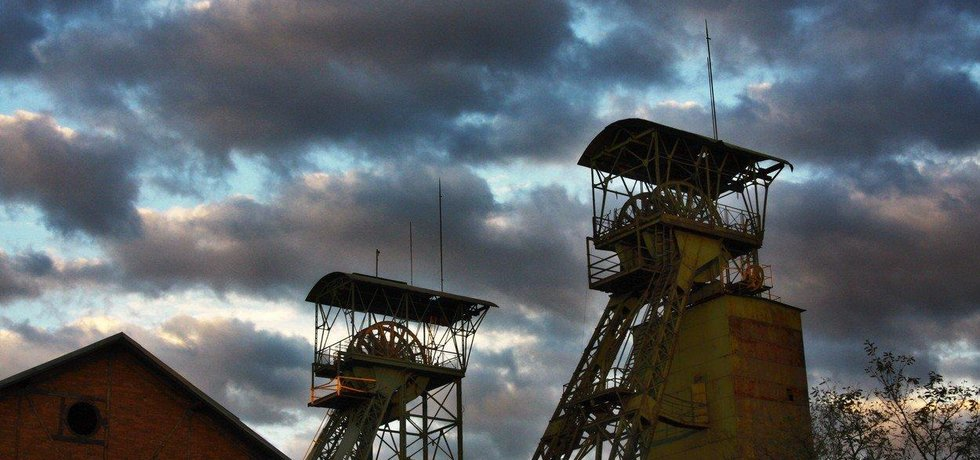 Těžní věže OKD