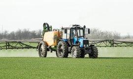 Hnojiva v zemědělství, ilustrační foto