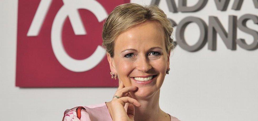 Olga Hyklová, majitelka a výkonná ředitelka společnosti Advantage Consulting