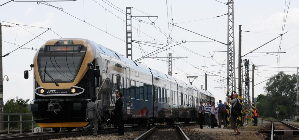 Vlaky Leo Express budou nově jezdit i v Polsku