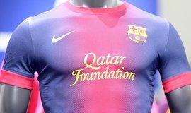 Dres FC Barcelona od společnosti Nike