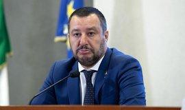 O migrační politice nemohou rozhodovat Francie a Německo, vzkazuje Salvini