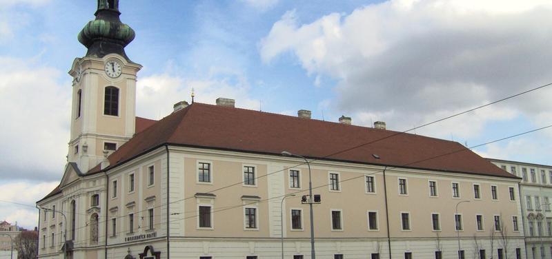 Nemocnice Milosrdných bratří Brno