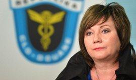Náměstkyně ministra financí Alena Schillerová
