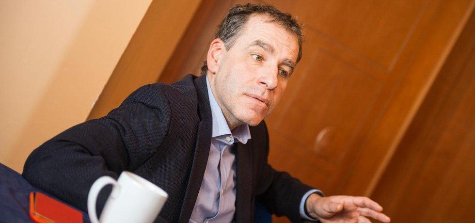 Europoslanec Luděk Niedermayer