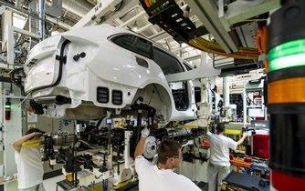 Automobilka Škoda Auto, ilustrační foto