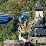 Policejní vrtulník Airbus EC135