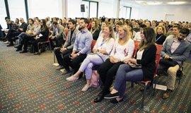 Na seminář přišli podnikatelé a živnostníci, kteří chtějí zlepšit své dovednosti v oblasti digitálního marketingu