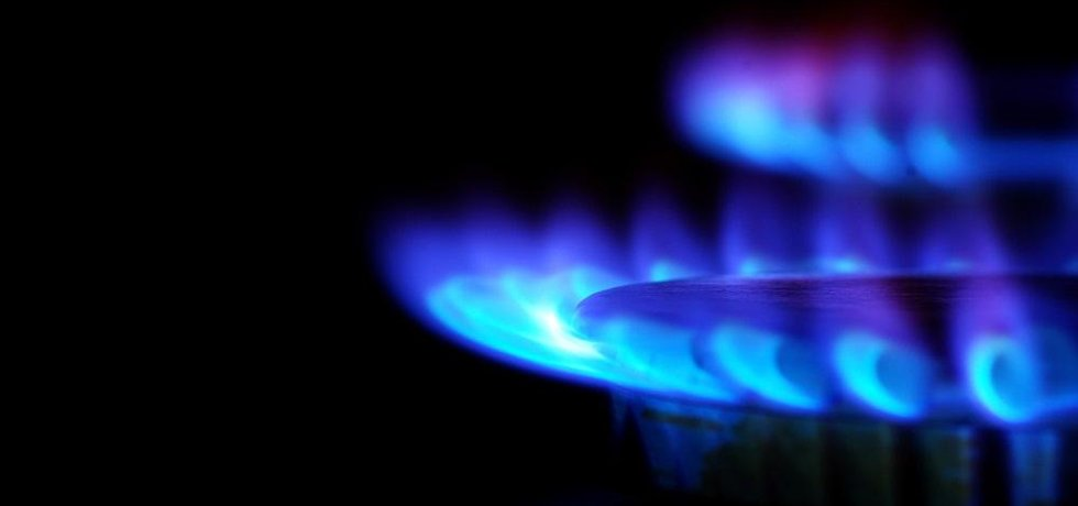 Zemní plyn, ilustrační foto