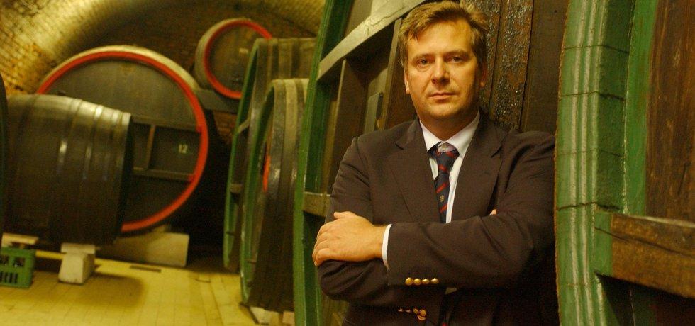 Igor Fait, majitel a ředitel investiční společnosti Jet Investment.