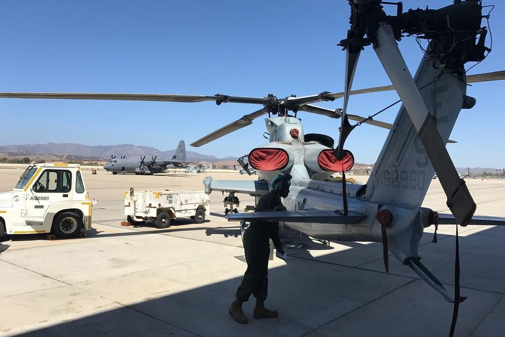 O nákupu bitevních strojů AH-1Z Viper nyní uvažuje i Polsko.