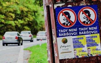 Andrej Babiš, předvolební (anti)kampaň