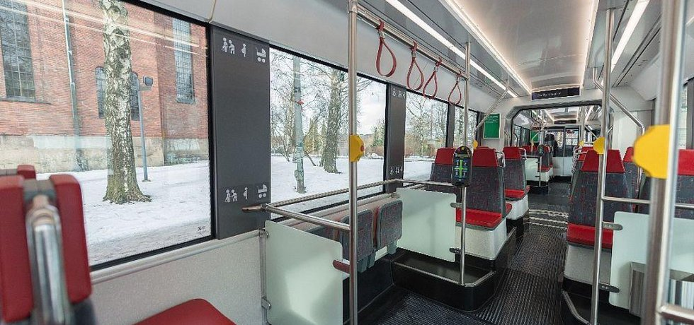 Tramvaj ForCity Smart
